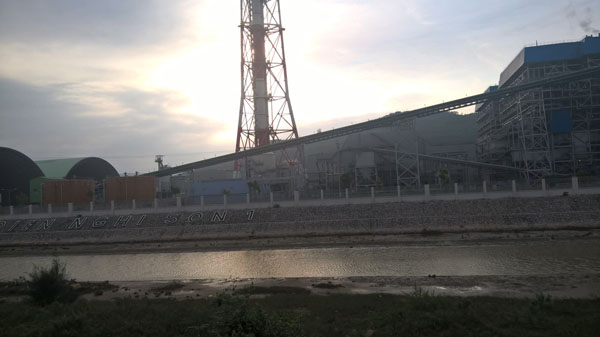 Thực tập lao động sản xuất gắn đào tạo tại nhà máy lọc dầu Nghi Sơn, Thanh hóa.