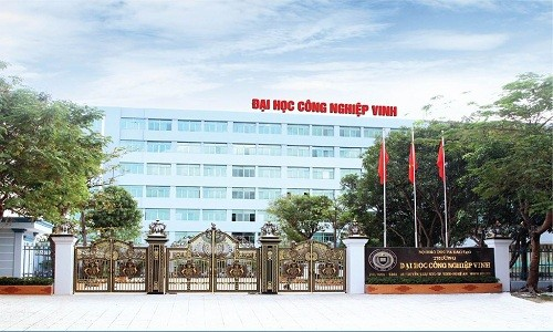 Đại học Công nghiệp Vinh: Dấu ấn phát triển