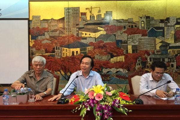 PGS. TS. Dương Đức Lân – Chủ tịch Hội đồng khoa học và đào tạo Trường Đại học Công Nghiệp Vinh