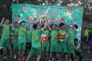 Giải bóng đá sinh viên Công nghiệp Vinh lần thứ 2