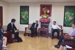 Đồng chí Thái Thanh Quý - Ủy viên dự khuyết Ban chấp hành TW...