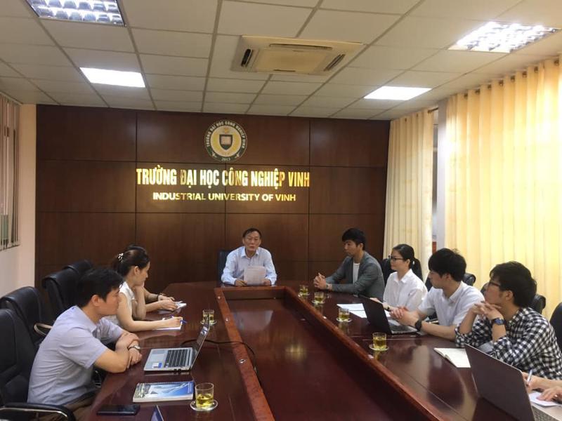 Đại học Công nghiệp Vinh: Nhiều cơ hội cho sinh viên sang Nhật làm việc