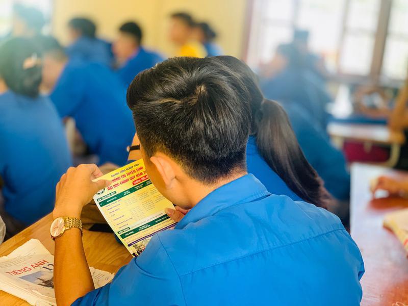 Tuyển sinh 2020 Đại học Công nghiệp Vinh thực hiện Phương thức xét tuyển học bạ - đơn giản và dễ dàng