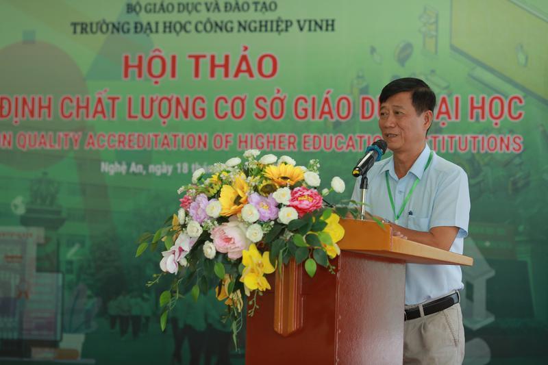 Bản sắc thương hiệu Đại học Công nghiệp TP Hồ Chí Minh tại Đại học Công nghiệp Vinh