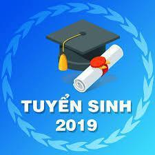 Thông báo điểm trúng tuyển vào Đại học hệ chính quy sử dụng kết quả thi THPT Quốc gia - đợt 1 năm 2019