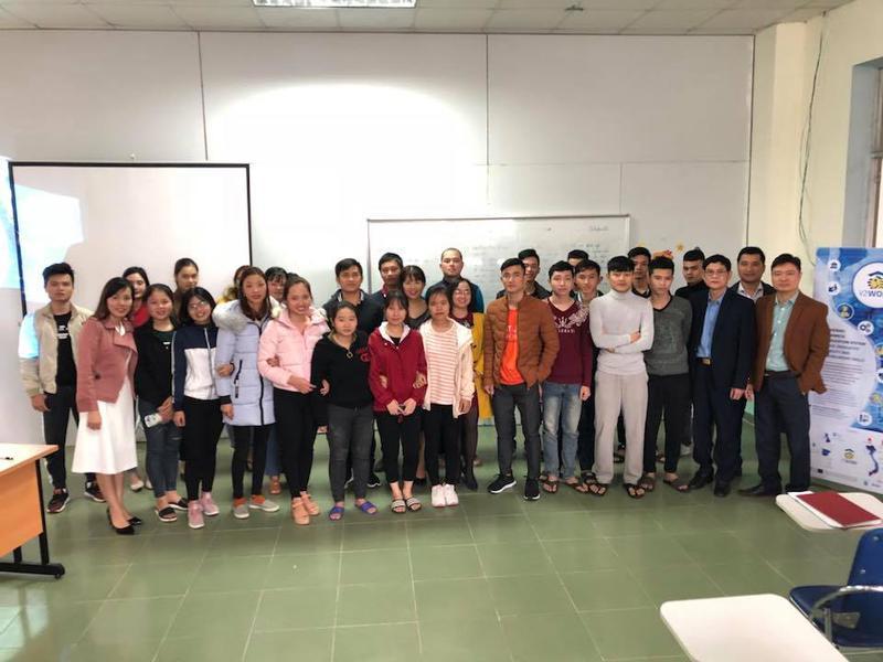 Phát triển kỹ năng mềm và thực tập tại Đại Học Công Nghiệp Vinh