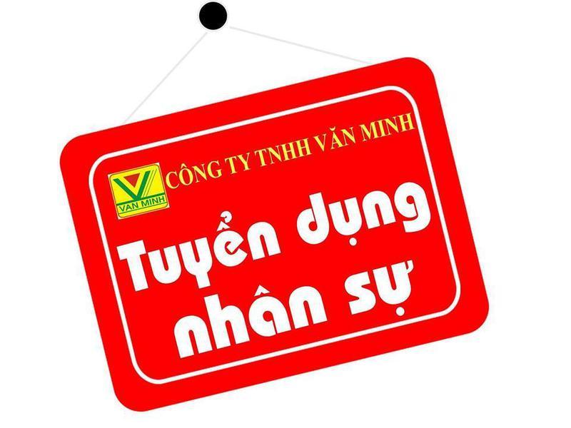 Công ty TNHH VĂN MINH thông báo tuyển dụng 01 chuyên viên IT phần mềm.