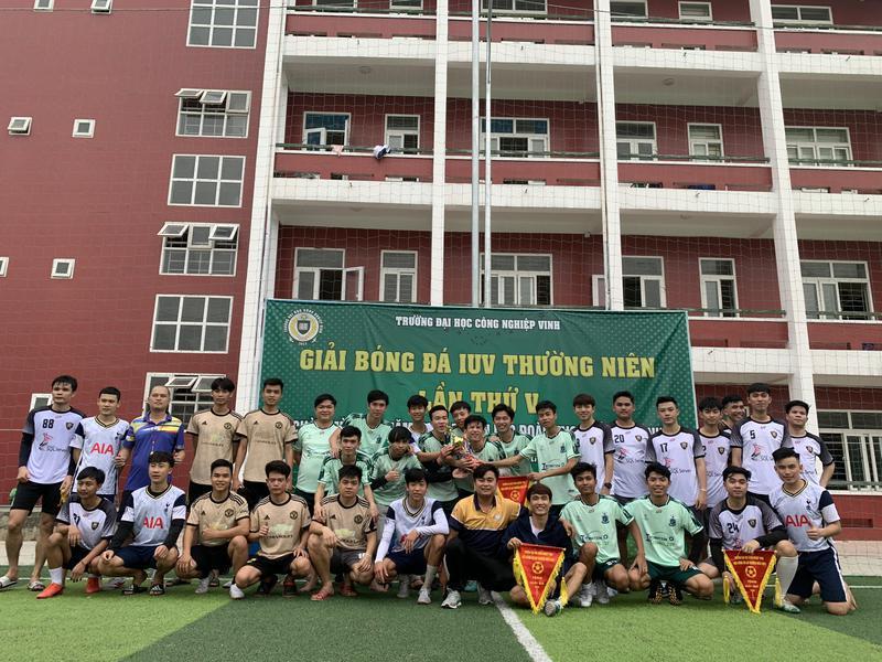 IUV CUP 2021 - KẾT THÚC MỘT MÙA GIẢI THÀNH CÔNG